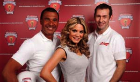 World Cup 2010 Prediction Panel with Ruud Gullit and Sky's Charlotte Jackson